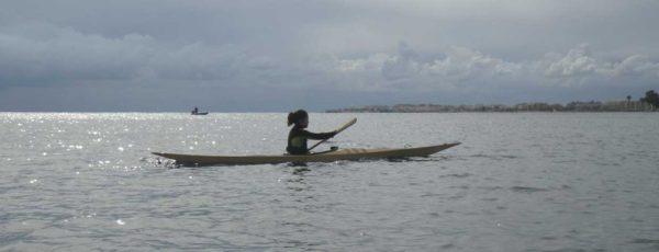 Kayak infantil Arkalu Surkayak