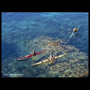 Kayak Gronland Surkayak